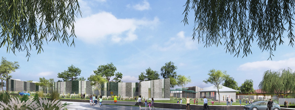 Geelong College Junior Campus Redevelopment
