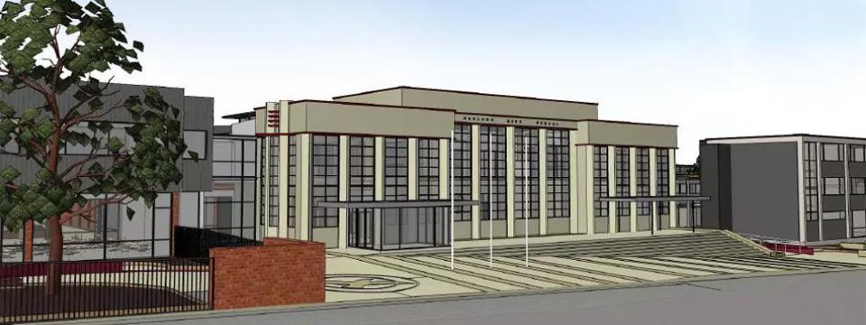 Geelong High School Redevelopment